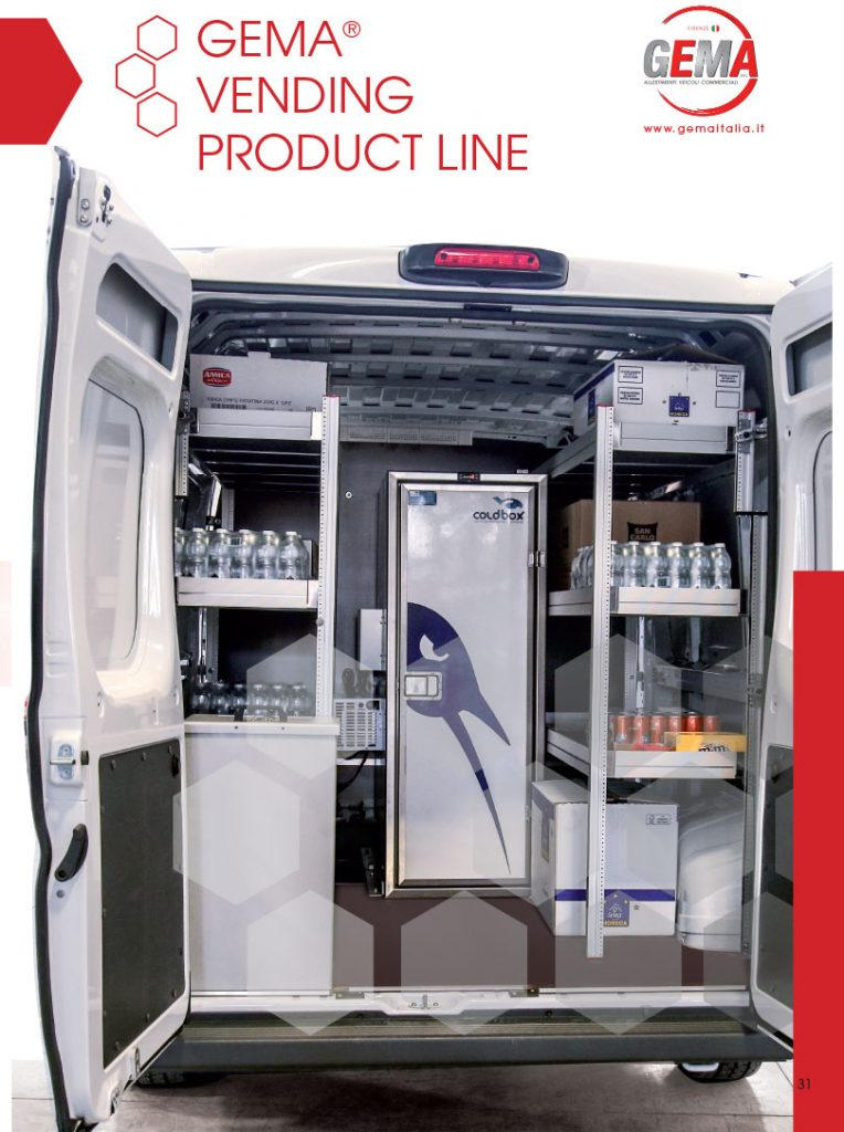 Gema Mobile and Vending solutions